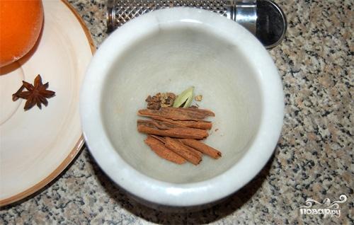 Сироп из апельсинов - фото шаг 1