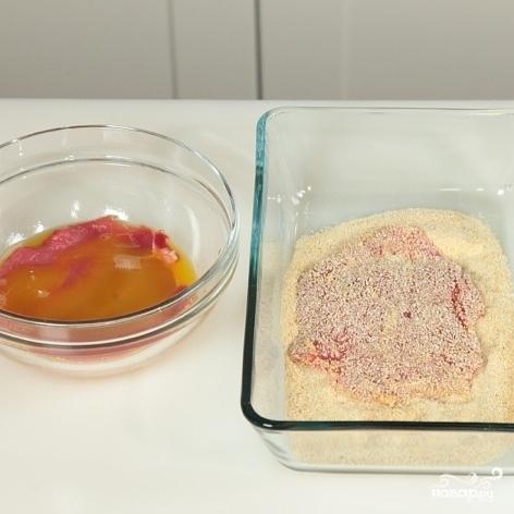 отбивные из печени в духовке рецепты с фото