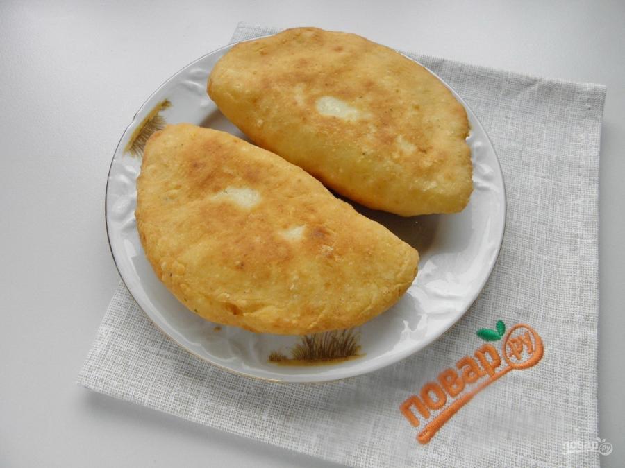 "Пирожки ""Манзари"" - фото шаг 8"