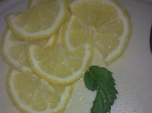 Рецепт Коктейль с лимоном