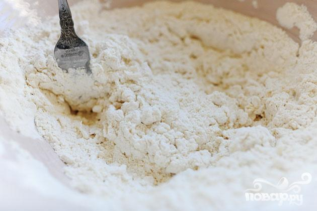 Хлеб индийский - фото шаг 1
