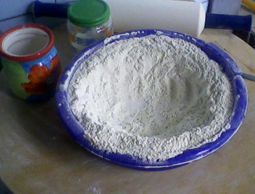 Рецепт Чепалгаш с картошкой