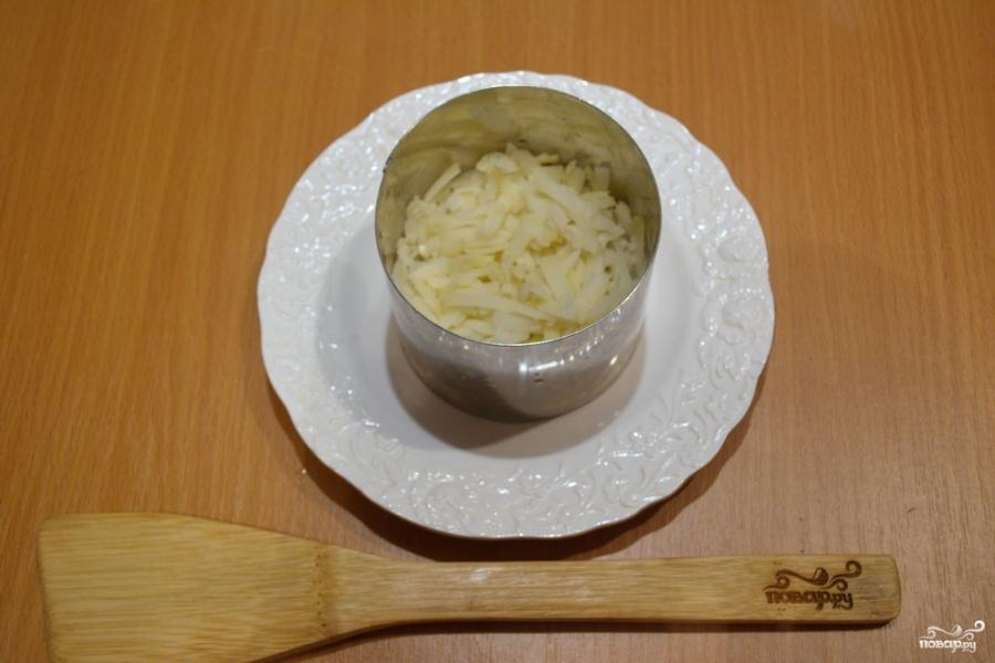 Селедка под шубой порционная - фото шаг 2