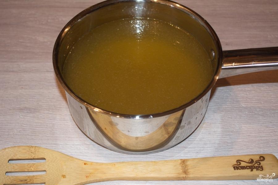 Томатный суп с моцареллой - фото шаг 2