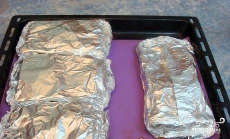 Сливочный соус к рыбе с икрой - фото шаг 2