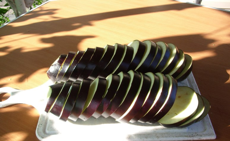 Рецепт Баклажаны, жареные с майонезом