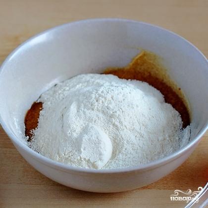 Печенье в микроволновке за 5 минут - фото шаг 3
