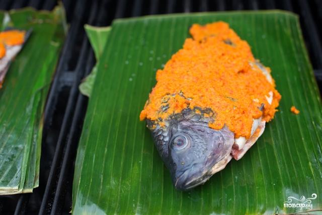 Рыба по-индонезийски  - фото шаг 4
