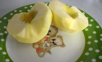 Яблочное пюре для грудничка - фото шаг 1