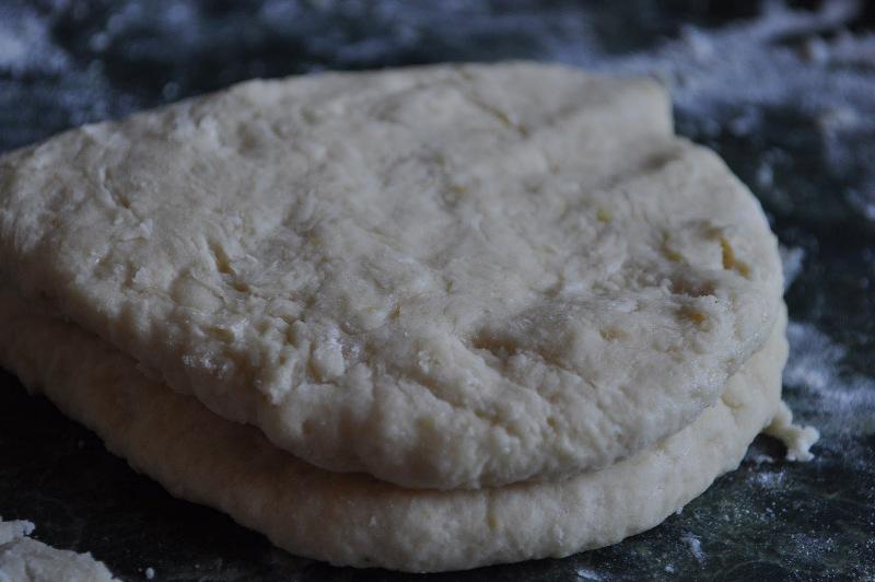 Лимонные пирожные с клюквой - фото шаг 4