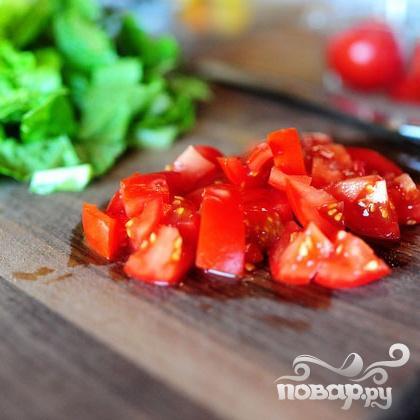 """Салат """"Чизбургер"""" - фото шаг 1"""