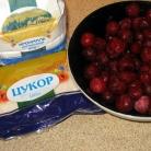 Рецепт Кисель из вишни