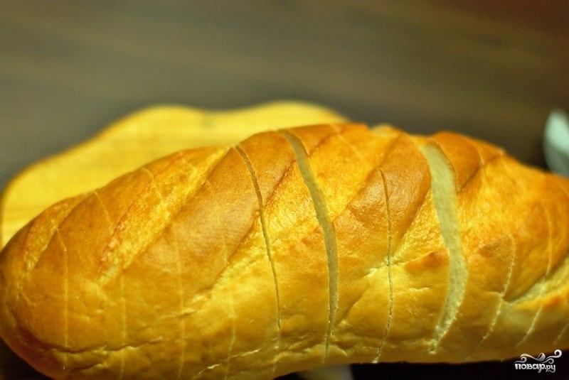 Сырный хлеб - фото шаг 2
