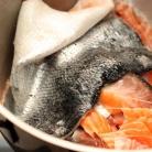 Рецепт Рыбная солянка с семгой