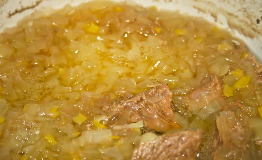 Лобио мясное - фото шаг 6