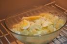 Cалат картофельный с яйцом