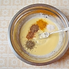 Рецепт Закусочный кекс с ветчиной