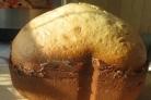Лимонный кекс в хлебопечке Панасоник