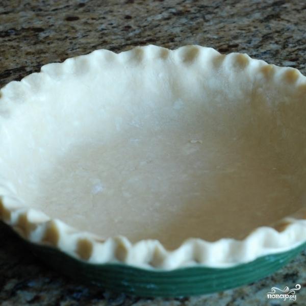 Яблочный пирог со сметаной - фото шаг 1