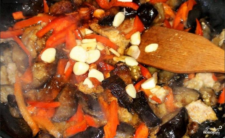 Мясо по-пекински - фото шаг 6