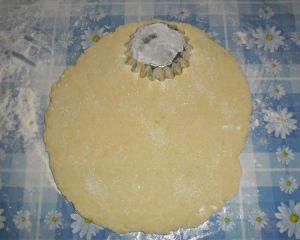 Коржики на кефире - фото шаг 6