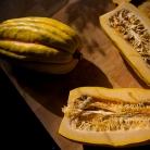 Рецепт Салат из сквоша, кале и фасоли