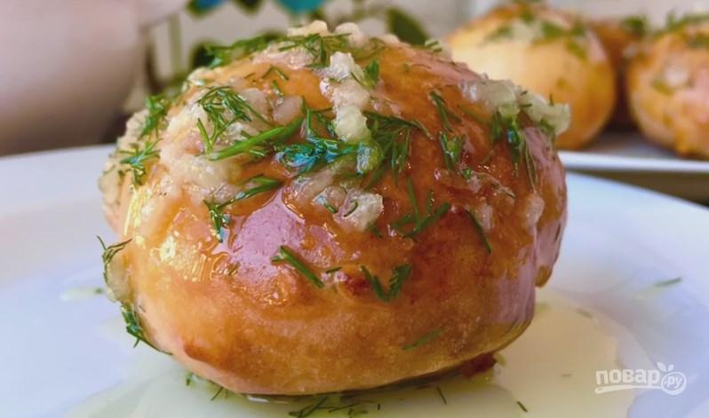 Крем суп с сыром и шампиньонами рецепт