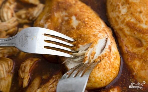 Куриное филе запеченное - фото шаг 5