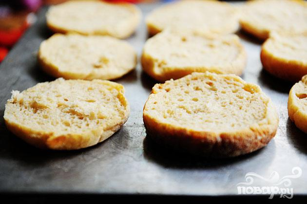 Запеченные булочки с тунцом и сыром - фото шаг 3