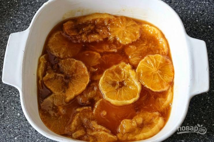 Пирог из апельсинов - фото шаг 3