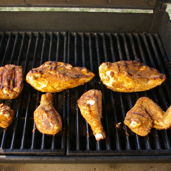 Курица гриль - фото шаг 6