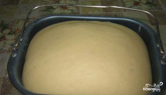 Сдобные булочки с сахаром - фото шаг 2