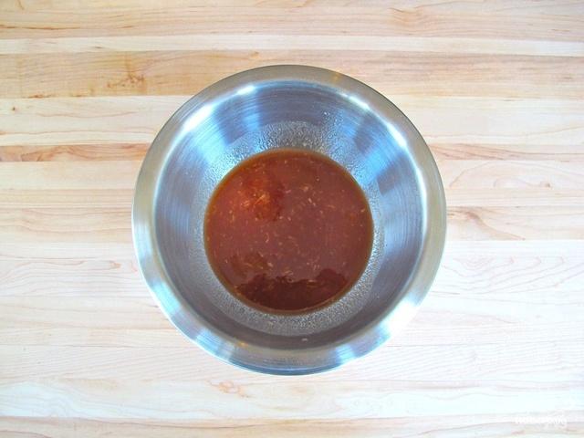 Курица в кисло-сладком соусе - фото шаг 2