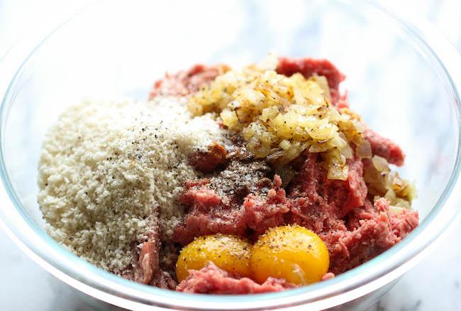 Рецепт Тефтели в белом соусе