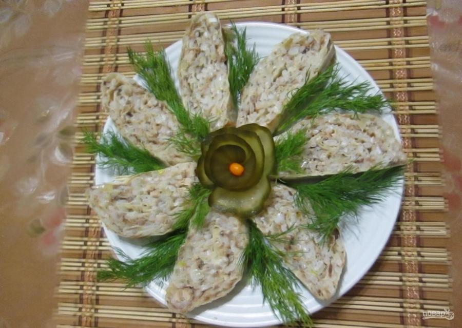 Закуски с лавашом на праздничный стол рецепты