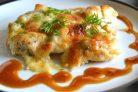 Куриное филе под сырной коркой