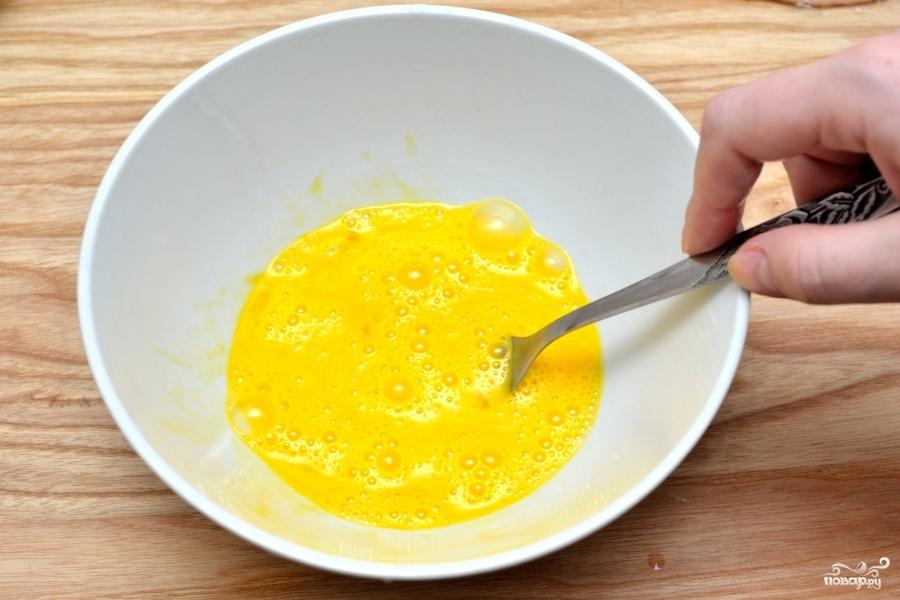 Лимонная курица - фото шаг 3