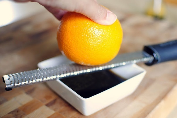 Салат с апельсиновым соусом - фото шаг 2