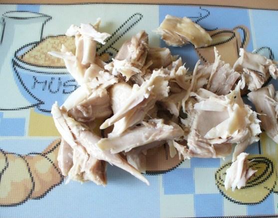 Суп из кольраби с курицей - фото шаг 4