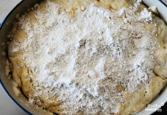 Сдобные булочки на Пасху - фото шаг 6