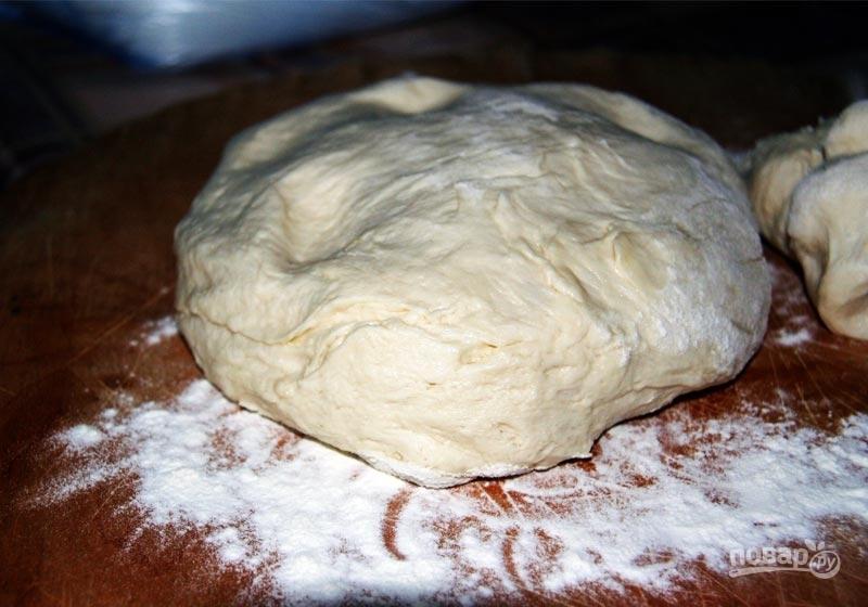 Хачапури с сыром и яйцом - фото шаг 1
