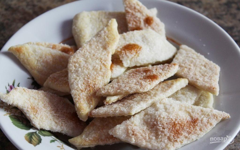 Печенье на пиве рецепт фото без маргарина