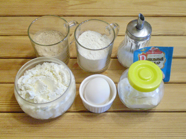 Рецепт Печенье из гречневой муки