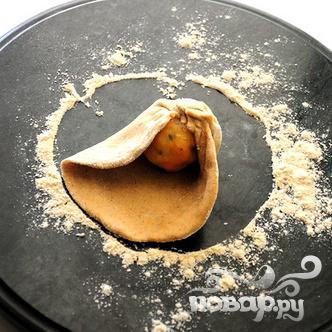 Индийский хлеб - фото шаг 6