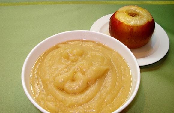 Пюре из яблок в мультиварке - фото шаг 6