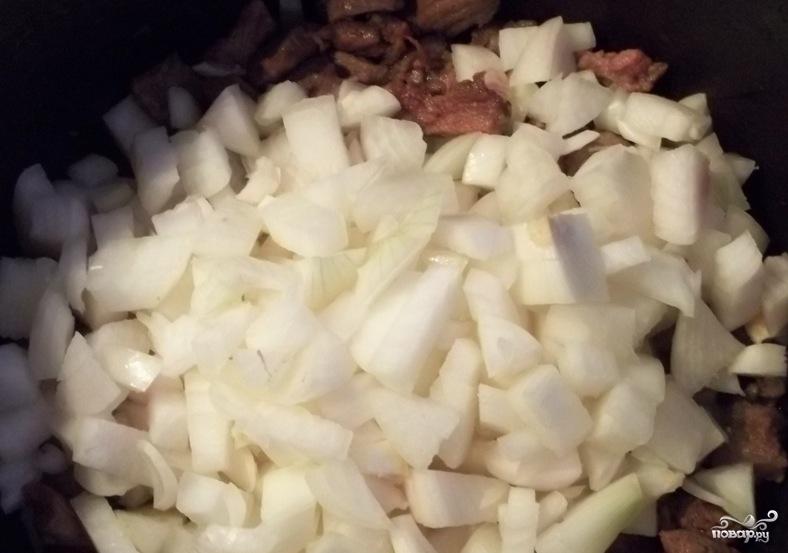 Чашушули из свинины - фото шаг 2