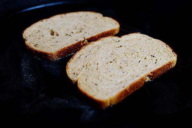 Ирландские тосты - фото шаг 2