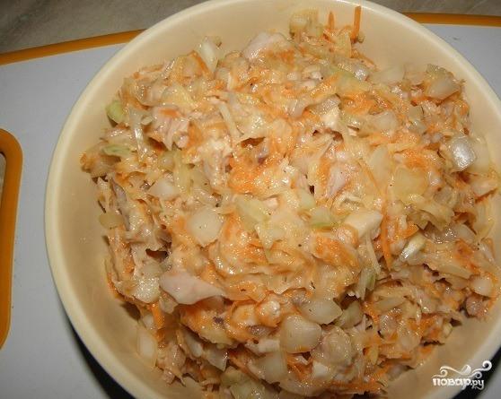 Картофельные котлеты с морковью - фото шаг 2