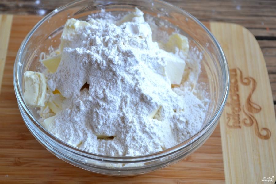 Сырное печенье - фото шаг 4