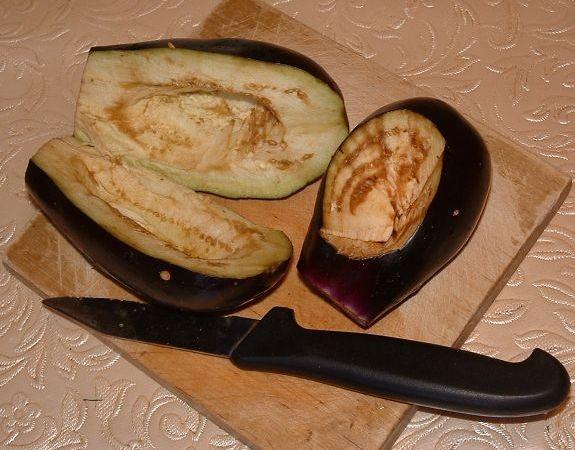 Рецепт Баклажаны по-бакински